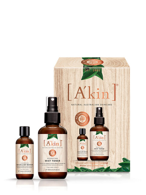 A'kin Stocking Filler Christmas Gift Set