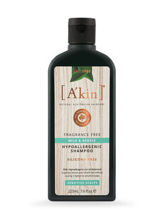 Mild & Gentle Fragrance Free Shampoo 225mL
