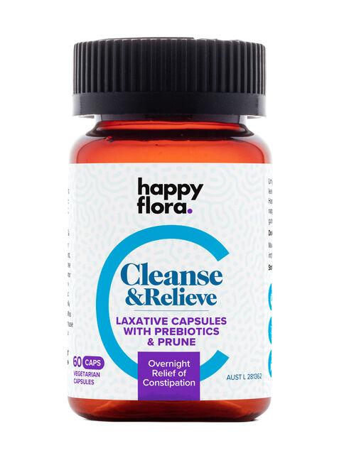 Cleanse Digestive Capsule Prebiotic & Prune 60 pack