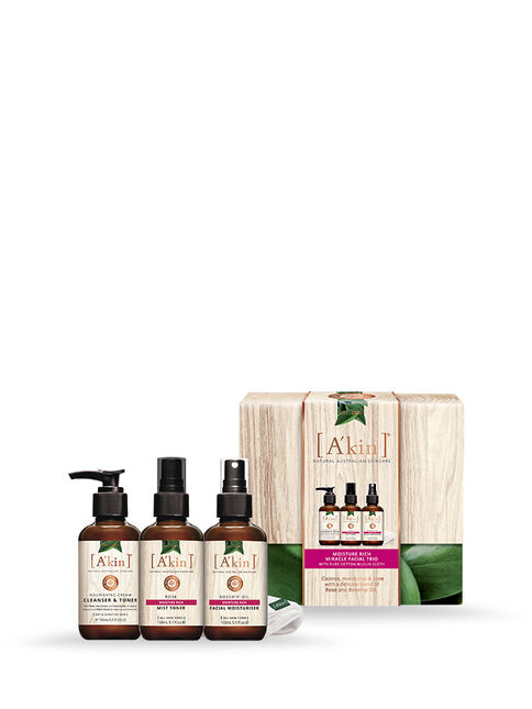 Moisture Rich Trio Gift Set