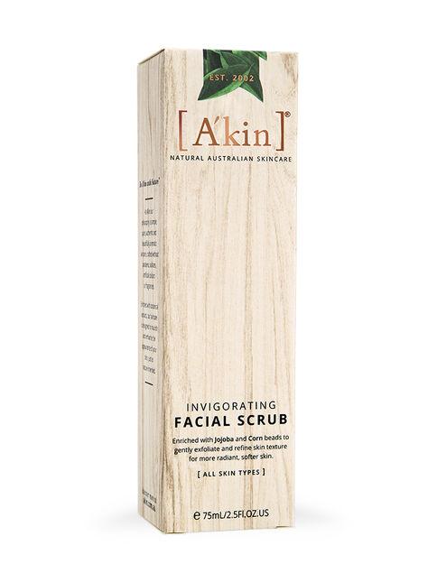 Invigorating Facial Scrub 75ML