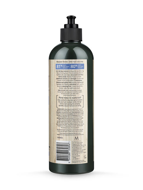 Volumising Conditioner 500mL