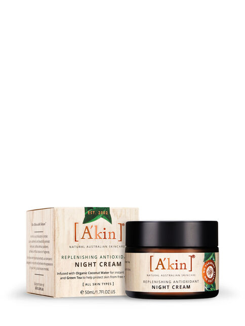 Replenishing Antioxidant Night Cream 50ml