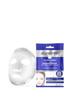 Reversaderm Brightening Vitamin C Face Mask 1 pack