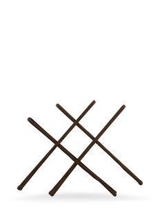 Brown Super Hold Contoured Bobby Pins - 60 Pk
