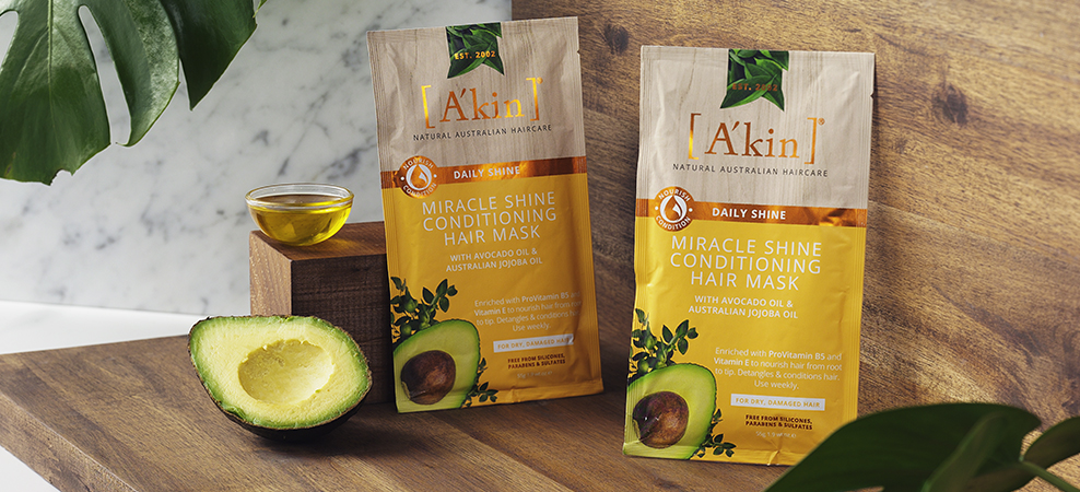 Miracle Shine Conditioning Hair Mask